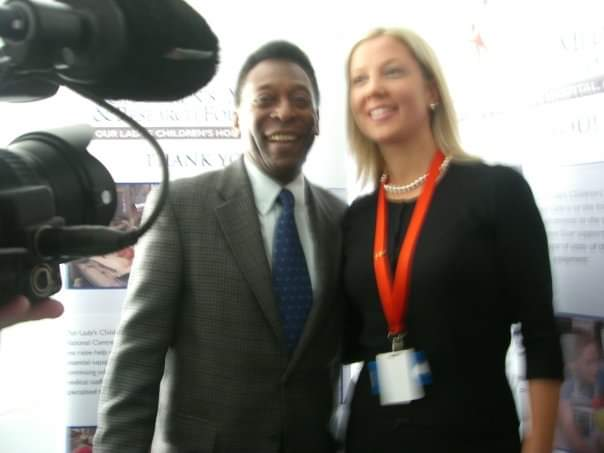 An  Evening With Pele!