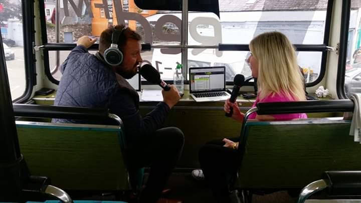 Red FM interview